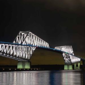 XFマウントズームレンズ3本で、東京湾の夜景を撮影してきました。