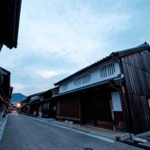 宿場町の情緒を今に伝える旧東海道「関宿」にある、ゲストハウス「旅人宿石垣屋」に泊まりました。