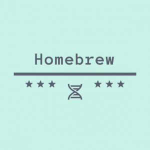 Homebrewについて
