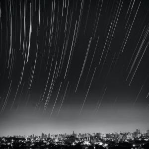 西村新彗星の発見事情について