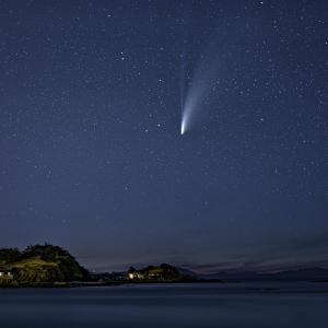 西村新彗星の発見事情について -1-