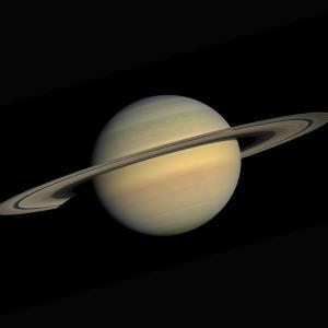分かりやすく解説!星空の楽しみ方について 土星   不思議な環について