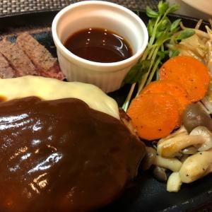 お肉チャージ♡ハンバーグ&ステーキ