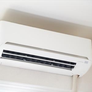 エアコンを使ったら匂いで気絶