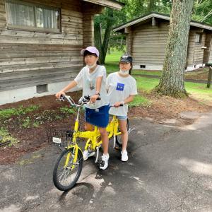2人乗り自転車
