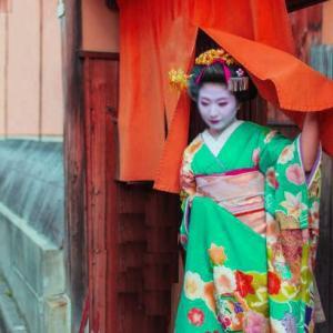 和装で楽しむ京都・祇園