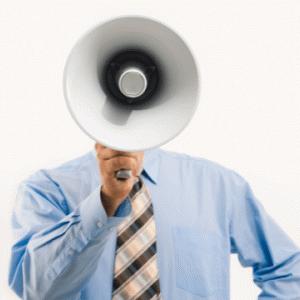 営業トークは、おやじの声で絶大な信頼を得る?