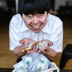 7月第4週の不労所得は¥15,877でした! 上方修正