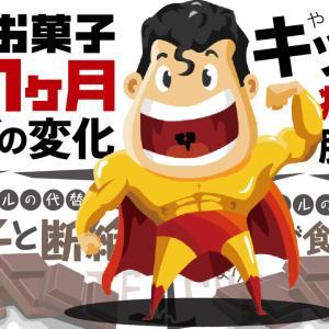 2021.07.24(土)/断禁酒・抗嫌薬・飲ノックビン/0065~断お菓子1ヵ月カラダの変化~