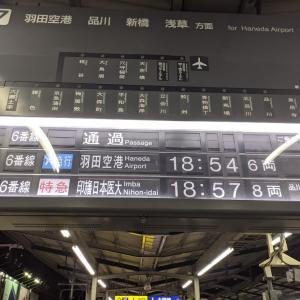 京急川崎にて