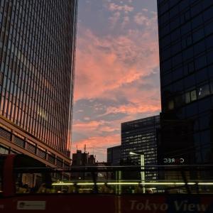 新日本橋駅に国鉄を見る