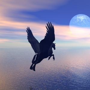 スピッツの「黒い翼」。黒い翼で力強く羽ばたく彼は、何処へ行く
