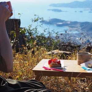 絶景カフェ★お外でコーヒーを楽しむ!