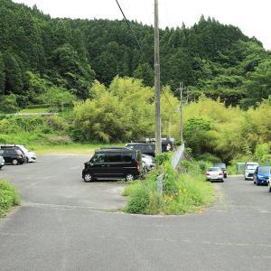 【布目ダム】釣り場に近い駐車場5か所