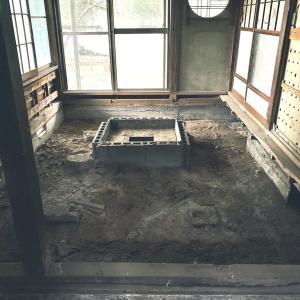 炭炭炭。目指せ循環の家
