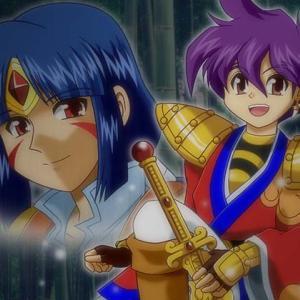 火の勇者のリーダー2人
