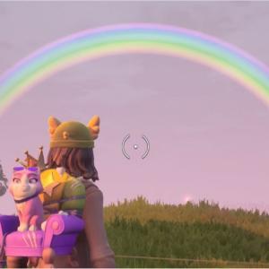 【フォトナ】虹のように綺麗になりたい