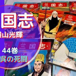 三国志 横山光輝 44 蜀呉の死闘 【夷陵の戦いと陸遜について】