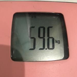 50キロ台へ(ー5kg)16:8空腹時ダイエット ー13ー