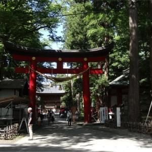 田沢「手打ちそば」と伊佐須美神社(2)