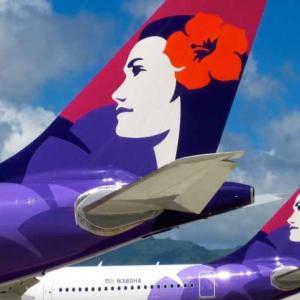 ハワイ到着です