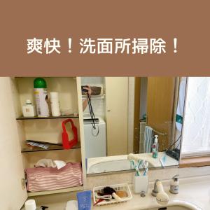 めんどくさい洗面所掃除対策!100円アイテムを使った簡単な方法!