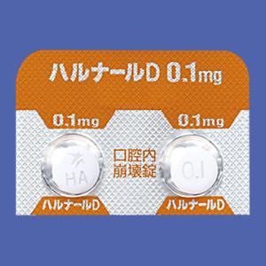 薬のメモ帳〜ハルナールD錠0.2mg〜