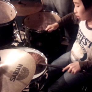 障害を持った子がドラムを習い始めてこんな変化が見られました!