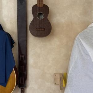 ギターの地震対策