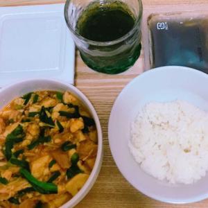 麻婆豆腐を作りました。