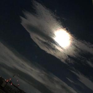 月は女性の象徴で、◯◯パワーチャージしてくれる