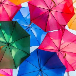 傘なのにミスト!?涼しさ全開!夏にオススメグッズ!