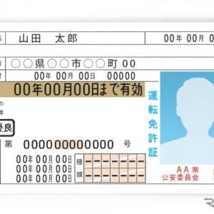 引越しに伴う行政手続き②(警察署での免許証の住所変更)