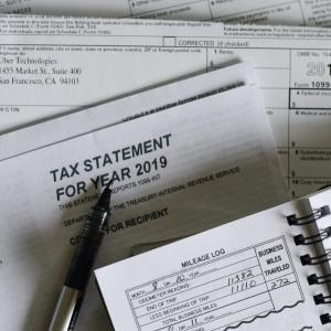 【節税】税金を学ぶ ①所得税と住民税