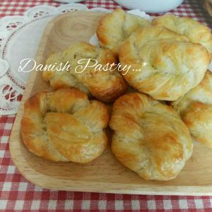 いろいろなパン作り・3種