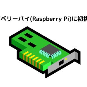 ラズベリーパイ(Raspberry Pi)に初挑戦!