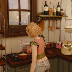 Cottage Livingを遊ぶ (その7) : No Cheatで生きていく