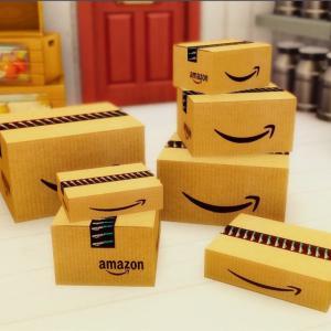 CC配布: Amazonの箱