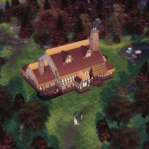 ツェアオベリン家 (その1)