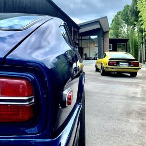【岡崎で発見!】旧車好きに堪らないCafe  ~by Rocky Auto~