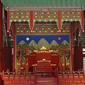 景福宮は『文化のある日』は全員観覧無料