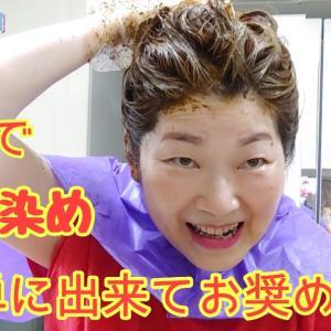 ヘナ染めは女性の味方(経皮毒から脱)@韓国