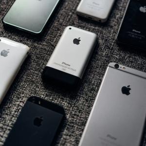 iPhoneX から iPhoneSE2&iPhone12mini 比較