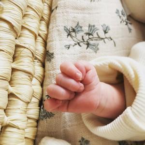 「未熟児」次男くん退院
