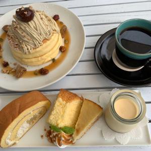 誕生日祭🎂 美味しいパンケーキを食べよう❗️(鳥取県八頭郡)
