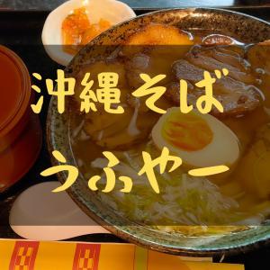 【大家(うふやー)】アグー豚が山盛りの贅沢な沖縄そば!名護市にある人気店をご紹介
