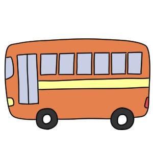 【画像】バッバ、バスから振り落とされてしまう