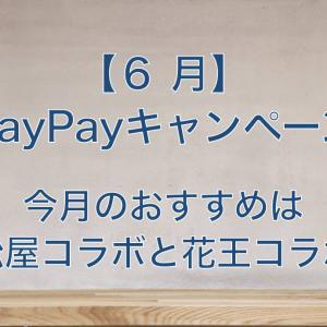 6月のPayPayキャンペーンまとめ|全額戻ってくるPayPayジャンボも