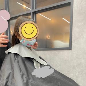 オチャッピー初めての美容室 〜あまりの緊張で蝋人形となる〜