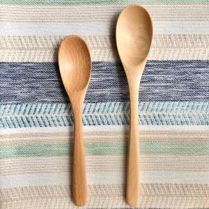 ニトリの木製スプーンを愛用